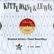 Front View : Kitty, Daisy & Lewis - MESSING WITH MY LIFE (10 INCH) - Sunday Best / sbestt103
