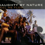 Front View : Naughty By Nature - FEEL ME FLOW / HANG OUT AND HUSTLE - Tommy Boy Music / 8122747861