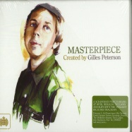 MASTERPIECE - CREATED BY GILLES PETERSON (3CD)