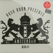 Front View : Various Artists - AMSTERDAM ALL STARS (2LP) - Rush Hour / RH116LP