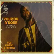 Front View : Youssou N Dour - FROM SENEGAL TO THE WORLD (2CD) - Nascente / NSDCD032