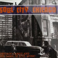 SOUL CITY CHICAGO (2X12 LP)
