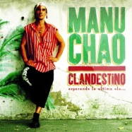 Front View : Manu Chao - CLADESTINO (CD) - Because / BEC5161604
