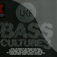 UKF Bass Culture Vol.3 (2CD+MP3)