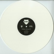 Front View : Hoax Believers - CAMPUS MARTIUS EP (180 G WHITE COLOURED VINYL ONLY) - Ferox / FER 305