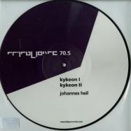 Front View : Johannes Heil - KYKEON (LTD HYBRID PICTURE DISC) - Figure / Figure70.5