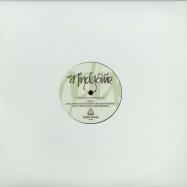 Front View : A.Paul - MINDGAME ALBUM SAMPLER 2 - Naked lunch / NL1229