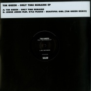 Front View : Tim Green - ONLY TIME REMAINS EP - Get Physical / GPM344