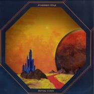 Front View : Johannes Volk - MUTUAL CODES (2LP) - Exploration / EXP-010