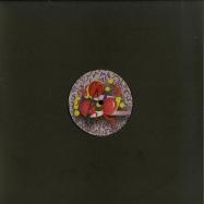 Front View : Nicola Kazimir - LIBER AL VEL LEGIS EP - Undersound Recordings / USR003