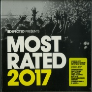 DEFECTED PRESENTS MOST RATED 2017 (3XCD)