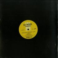 Front View : Michael Mayer & Joe Goddard - FOR YOU (DJ KOZE REMIXES) - !K7 Records / K7337EP