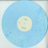 Front View : Costin Rp - DIFFERENT PERSONALTIES (180G BLUE WHITE MARBLED VINYL ONLY) - BLEU CIEL / BLEUCIEL006