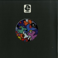 Front View : Paul Woolford - CHAOS (10 INCH) - Edible / Edible009