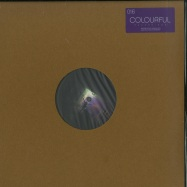 Front View : Dilated Pupils - QUANTUM SPACE EP (VINYL ONLY) - Colourful Recordings / COLOUR016