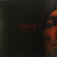 Front View : Tricky - UNUNIFORM (LP + MP3) - K7 Records / K7S350LP