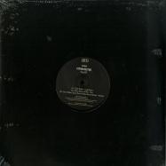 Front View : Eitan Reiter - FLUX EP - GEM RECORDS / GEM052