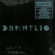Front View : Various Artists - DEKMANTEL 10 YEARS 09 - Dekmantel / DKMNTL- 10YEARS09