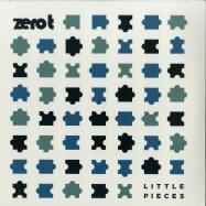Front View : Zero T - LITTLE PIECES (2X12 LP) - Dispatch / DISZTLP002