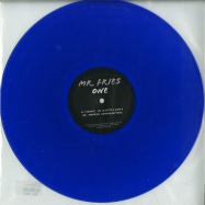 Front View : Mr. Fries - ONE (COLOURED VINYL) - Philpot / PHP075