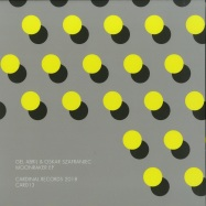 Front View : Gel Abril & Oskar Szafraniec - MOONRAKER EP (ILARIO LIBURNI, SEB ZITO REMIX) - Cardinal / CAR013