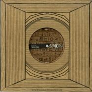 Front View : Sekkleman - DESCENDING BABYLON / DANCEHALL GRAVEYARD (10 INCH) - Moonshine Recordings / MS043