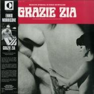 Front View : Ennio Morricone - GRAZIE ZIA (LP) - Transversales Disques / TRS06