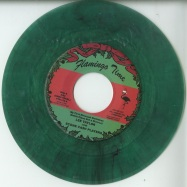 Front View : Scone Cash Players - SCONE COLD CHRISTMAS (COLOURED 7 INCH) - Mango Hill / FTR103