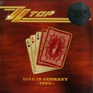 Front View : ZZ Top - LIVE IN GERMANY 1980 (LTD 180G 2LP + CD) - EAR Music / 0213765EMX