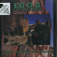 Front View : Ed O.G & Da Bulldogs - LIFE OF A KID IN THE GHETTO (LP) - Get On Down / GET54035LP