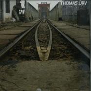 Front View : Thomas Urv - KAMBODSJA WORK EP - Ploink / Ploink024