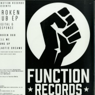 Front View : Digital & Response - BROKEN DUB EP - Function Records / FUNC048