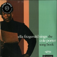 Front View : Ella Fitzgerald - SINGS THE COLE PORTER SONGBOOK (2LP) - Verve / 7709000
