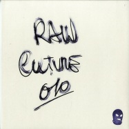 Front View : Various Artists - RAW CULTURES PUSHERS 03 - Raw Culture / RWCLTR010