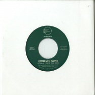 Front View : Patterson Twins - GONNA FIND A TRUE LOVE / A GOOD THING (7 INCH) - Miles Away / MA003