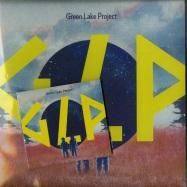 Front View : Green Lake Project - GLP DELUXE PACK (2X12INCH+CD) - 3000 Grad Records / 3000GRAD016V1/3000GRAD016V2