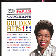 Front View : Sarah Vaughan - GOLDEN HITS (LP) - Verve / 7788703
