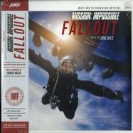 Front View : Lorne Balfe - MISSION: IMPOSSIBLE - FALLOUT - O.S.T. (180G 2LP + FLEXIDISC) - Mondo / MOND156