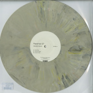 Front View : Defaultman & Sapurra - PAPERMAN EP (COLORED GREEN & YELLOW)(VINYL ONLY) - Poker Flat / PFRWAX010