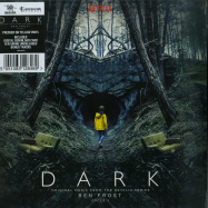 Front View : Ben Frost - DARK: CYCLE 1 O.S.T. (YELLOW LP + MP3) - Invada Records / 39147481
