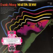Front View : Martin Denny - EXOTIC MOOG (LP) - Jackpot / JPR061 / 00139669