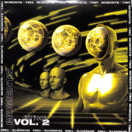 Front View : Various Artist - MOMENTS VOL.2 - Moments In Time / MIT005