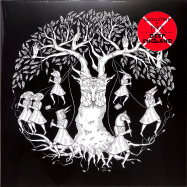 Front View : Gazelle Twin & NYX - DEEP ENGLAND (LP + MP3) - NYX Collectice Records / NYX003LP / 00144891