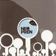 Front View : Pop-3 - I NEVER SLEEP - Neopren / Neo001-6