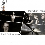 Front View : Various Artists - REMIX PACK VOL. 4 - Paradise070