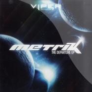 Front View : Metrik - THE DEPARTURE EP - Viper / vpr032