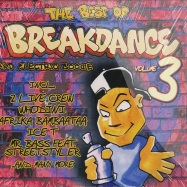 THE BEST OF BREAKDANCE AND ELECTRIC BOOGIE Vol 3 (2x12)