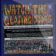 WATCH THE CLOSING DOORS (2CD+BOOKLET)