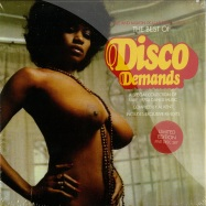 Front View : Various Artists - THE BEST OF DISCO DEMANDS COMPILED BY AL KENT (5XCD) - BBE Disco / bbe173ccd