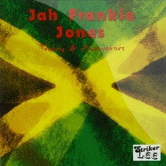 GHETTO FEELINGS / GIVE A HELPING HAND JAH (CLEAR 7 INCH)